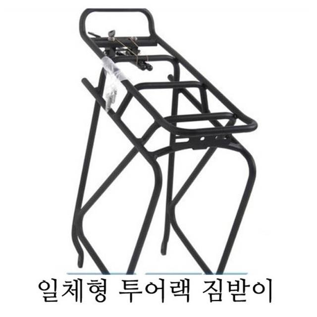 [campingmoon] 일체형 투어랙 짐받이