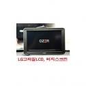 오제르 국산7인치 터치스크린 모니터 (후방모니터용+LG패널+USB 동영상지원)
