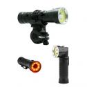 풀세트구성 LED 라이트 랜턴 전조등 각도조절 L2 W33D814