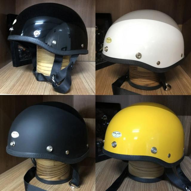 해외구매 톰슨 레트로 패션 라이더 헬멧 색상추가